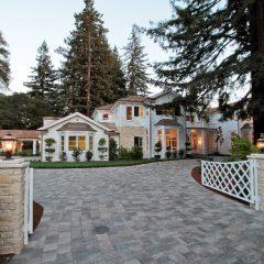 Hampton Style Estate <br>Atherton, California