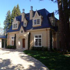 Gothic Chateau <br>Menlo Park, California
