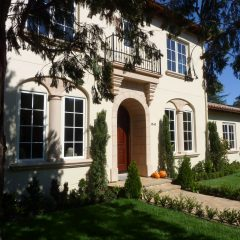 Italianate Residence <br>Menlo Park, California
