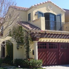 Tuscan Style Remodel <br>Redwood Shores, California