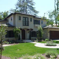 Three Residences <br>Los Altos, California