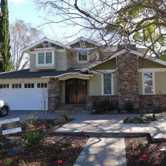 Craftsman Remodel <br>Los Altos, California