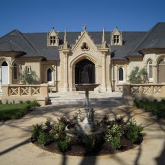 French Gothic Residence <br>Woodside, California