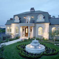 Beaux Arts Style Remodel <br>Hillsborough, California