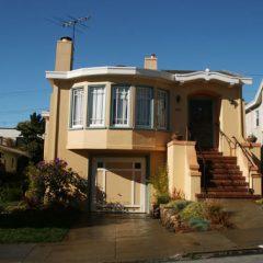 Mediterranean Bungalow Remodel <br>San Francisco, California