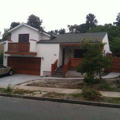 Modern Remodel <br>San Carlos, California