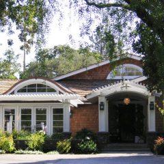 Shingle Style Remodel <br>Atherton, California