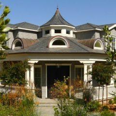 An Elegant Farmhouse <br> Los Altos, California